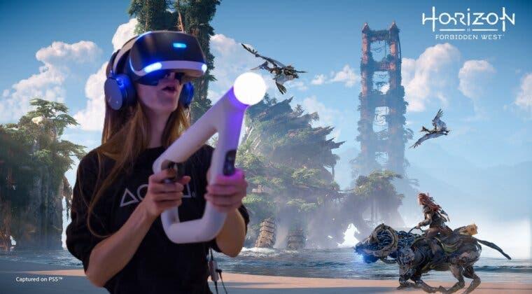 Imagen de Un rumor asegura que hay otro juego de Horizon en desarrollo para PS VR 2