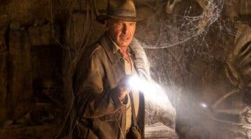 Imagen de Indiana Jones 5: esta famosa actriz relevará a Harrison Ford, según un rumor