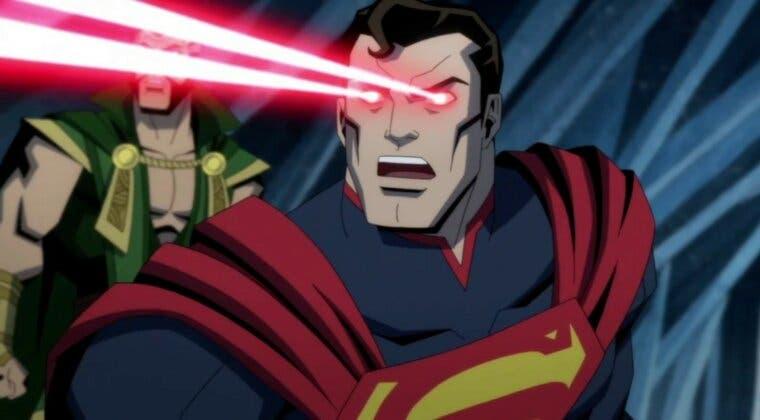 Imagen de Superman se convierte en villano en el primer tráiler de Injustice