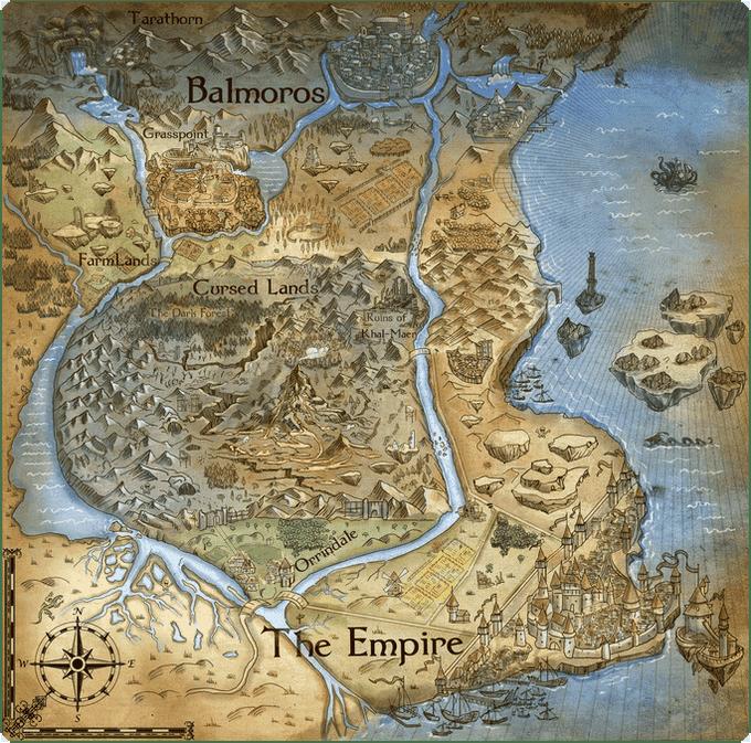 iragon mapamundi