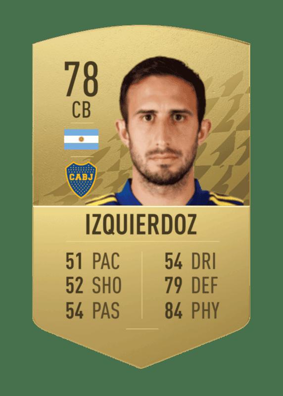 FIFA 22 Ultimate Team Liga Argentina