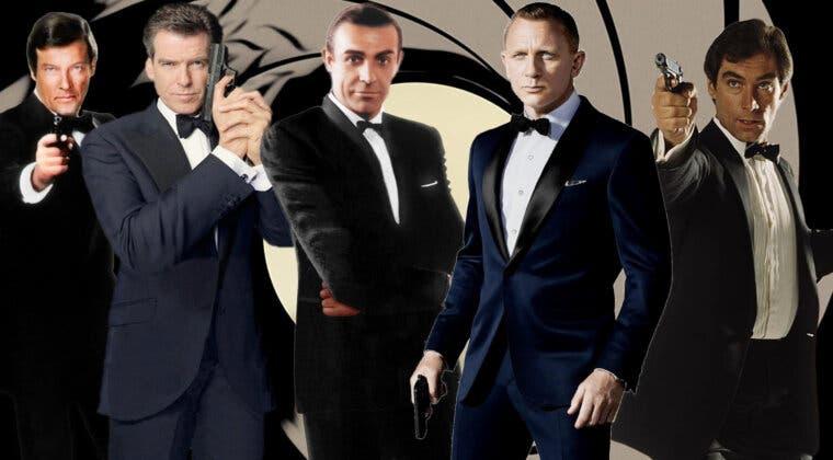 Imagen de Ordenamos de mejor a peor los actores de James Bond, ¡Vota por tu favorito!