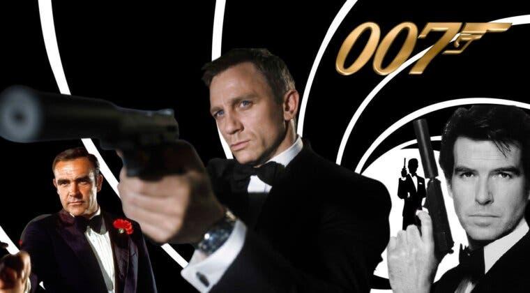 Imagen de James Bond: Dónde ver cada una de las películas de la franquicia