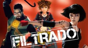 Imagen de Kingdom Hearts IV, Half-Life 2 Remaster, BioShock 2022 y más juegos aparecen en una gran filtración