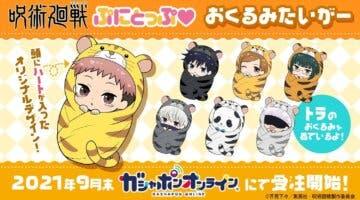 Imagen de Los personajes de Jujutsu Kaisen se convierten en bebés con su nuevo merchandising