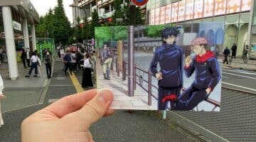 Imagen de Encuentran las localizaciones de Jujutsu Kaisen, Your Name y más en la vida real