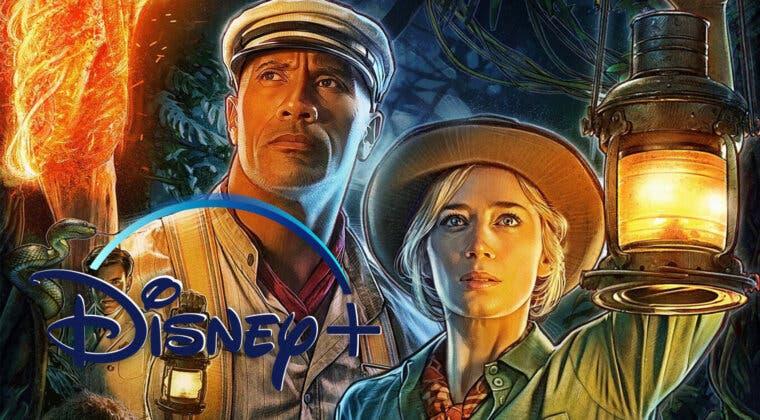 Imagen de Disney Plus confirma la fecha de llegada de Jungle Cruise de manera gratuita a la plataforma