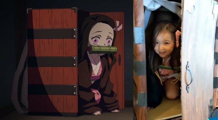 Imagen de Kimetsu no Yaiba: Este es el mejor cosplay de Tanjiro y Nezuko que te vas a encontrar