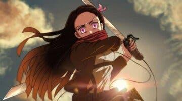 Imagen de Kimetsu no Yaiba: Así serían sus protagonistas si estuvieran en Shingeki no Kyojin