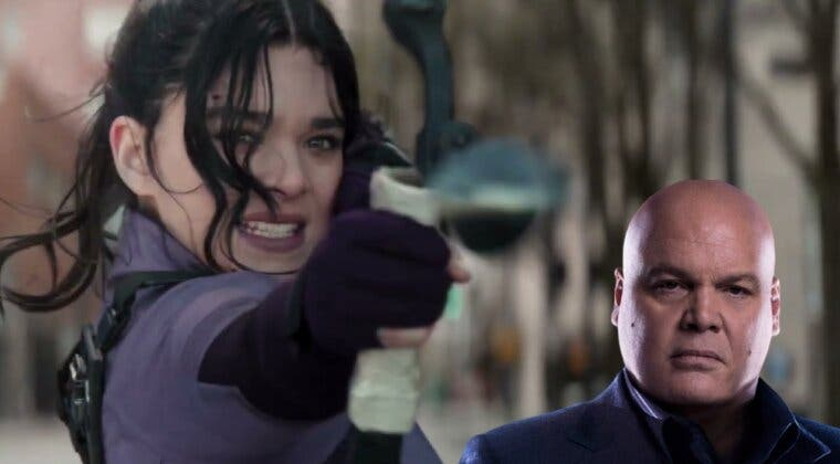 Imagen de Las pistas que apuntan a que Kingpin podría aparecer en la serie de Ojo de Halcón
