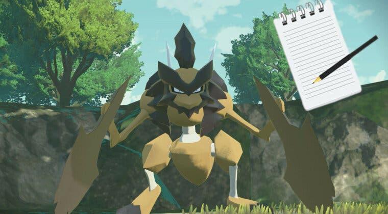 Imagen de Leyendas Pokémon: Arceus - Toda la información sobre Kleavor