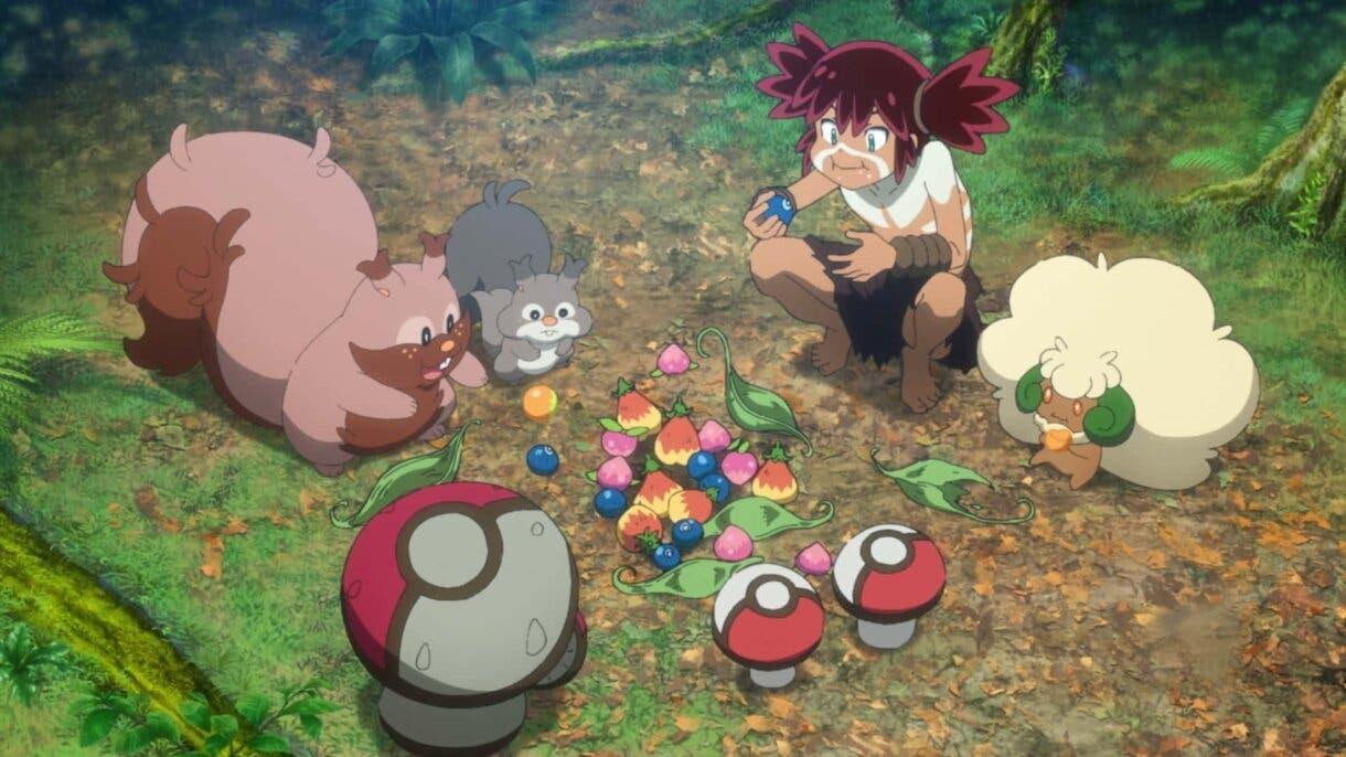 La Pelicula Pokemon Los Secretos de la Selva