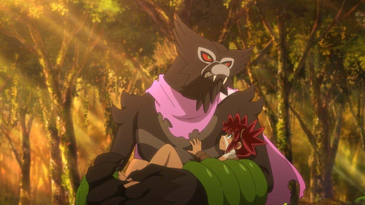 La Pelicula Pokemon Los Secretos de la Selva Zarude y Koko