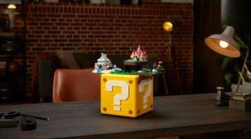 Imagen de LEGO presenta una espectacular colaboración con Super Mario 64 que enamorará a los fans del juego