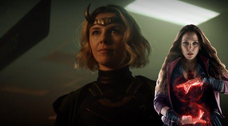 Imagen de Loki: Sophia di Martino espera que Sylvie y Bruja Escarlata hagan equipo