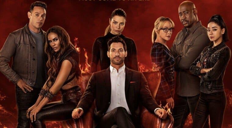 Imagen de Lucifer: Tom Ellis promete que los fans estallarán en lágrimas al final de la temporada 6