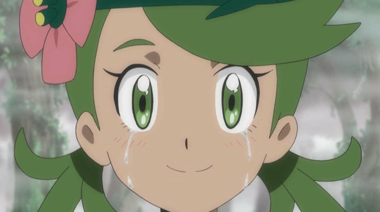 Lulu anime de Pokemon Sol y Luna