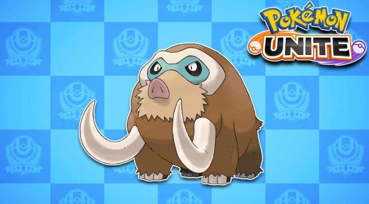 Imagen de Pokémon UNITE: fecha de lanzamiento, habilidades y todos los detalles de Mamoswine
