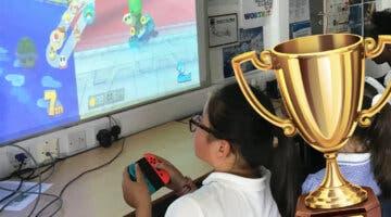 Imagen de Nintendo organiza torneos de Mario Kart en colegios infantiles de Reino Unido