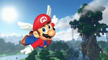 Imagen de Super Mario 64 y Minecraft se funden en este increíble mod del juego de Mojang