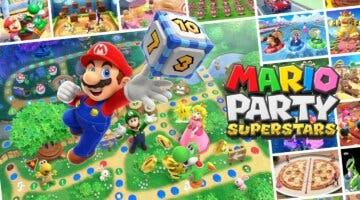 Imagen de Mario Party Superstars un nuevo gameplay nos presenta los tableros de Nintendo 64
