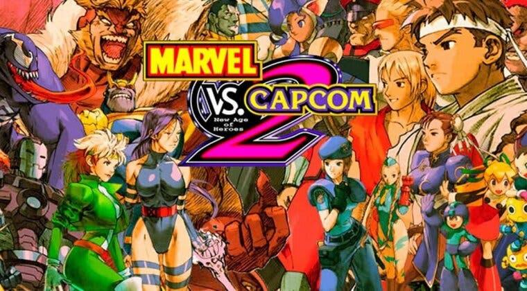 Imagen de Una remasterización de Marvel vs Capcom 2 podría ser posible gracias a Digital Eclipse