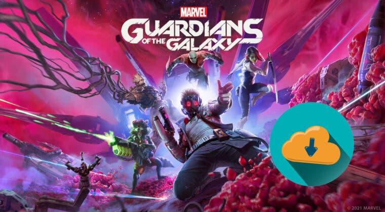 Imagen de Marvel's Guardians of the Galaxy ve filtrado su tamaño y cuándo se podrá pre-descargar