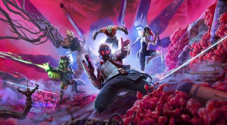 Imagen de Jugamos a Marvel's Guardians of the Galaxy: Star-Lord y compañía han conseguido conquistarme