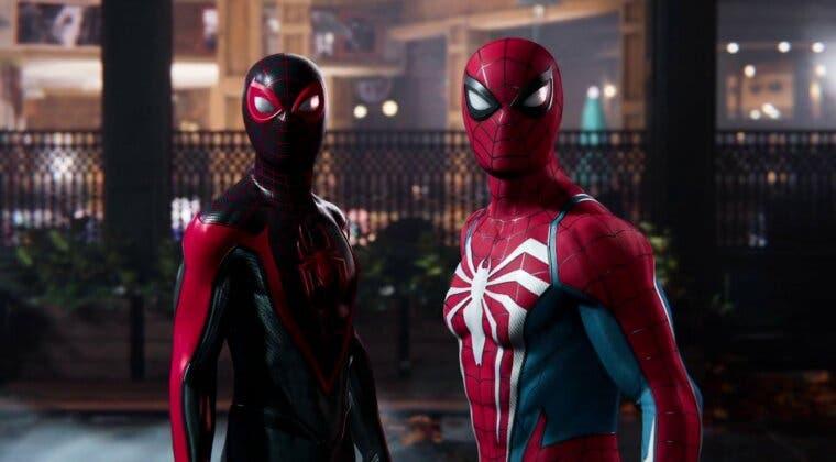 Imagen de Marvel's Spider-Man 2 se anuncia para PS5 con un tráiler y ya tiene año de lanzamiento