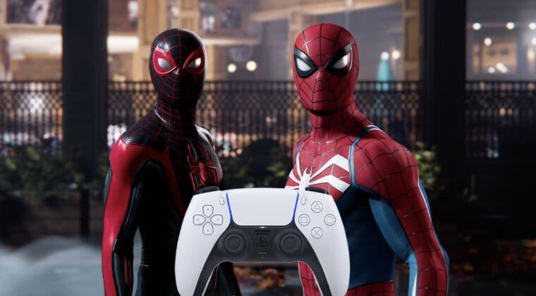 Imagen de El tráiler de Marvel's Spider-Man 2 funcionaba en una PS5 a tiempo real