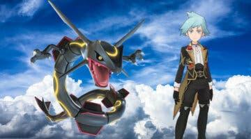 Imagen de Pokémon Masters EX: Análisis de Máximo y Rayquaza shiny