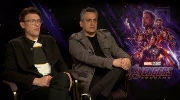 Imagen de Los hermanos Russo hablan sobre Marvel Studios en estas declaraciones exclusivas de un libro