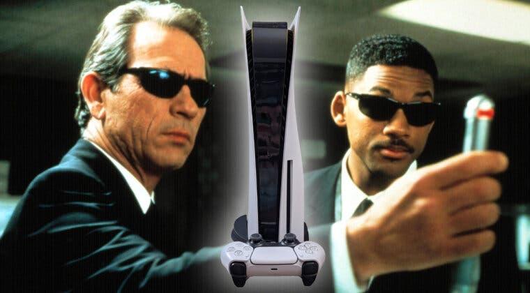 Imagen de ¿Un juego de Men in Black para PS5? Así lo indica una filtración