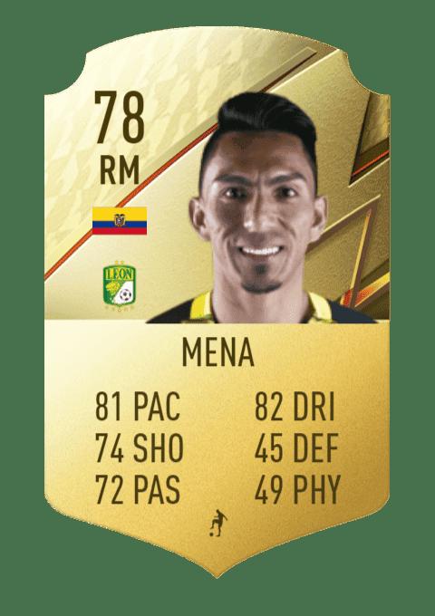 FIFA 22 medias: estas son las mejores cartas de la Primera División de México (Liga BBVA MX) Ultimate Team Mena