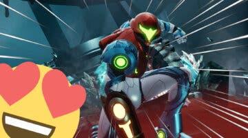 Imagen de Ya he probado Metroid Dread y ha sido amor a primera vista