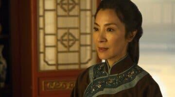Imagen de La importante lección que le dio Michelle Yeoh (Shang-Chi) a Jackie Chan