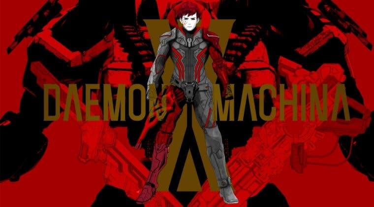 Imagen de Juega gratis toda una semana a Daemon X Machina con Nintendo Switch Online