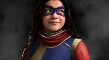 Imagen de Mala noticia para los fans de Ms. Marvel: su serie se retrasa hasta 2022