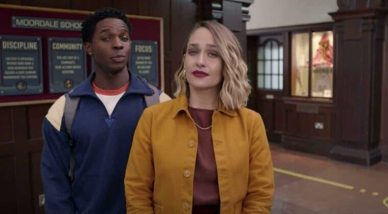 Imagen de Sex Education temporada 3: ¿Es tan mala Hope como parece?