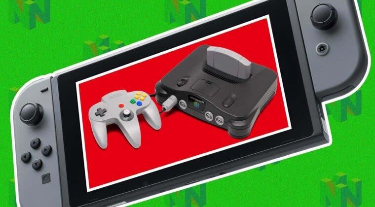 Imagen de Nintendo Switch Online Expansion Pack se presenta con la llegada de juegos de Nintendo 64 y Mega Drive