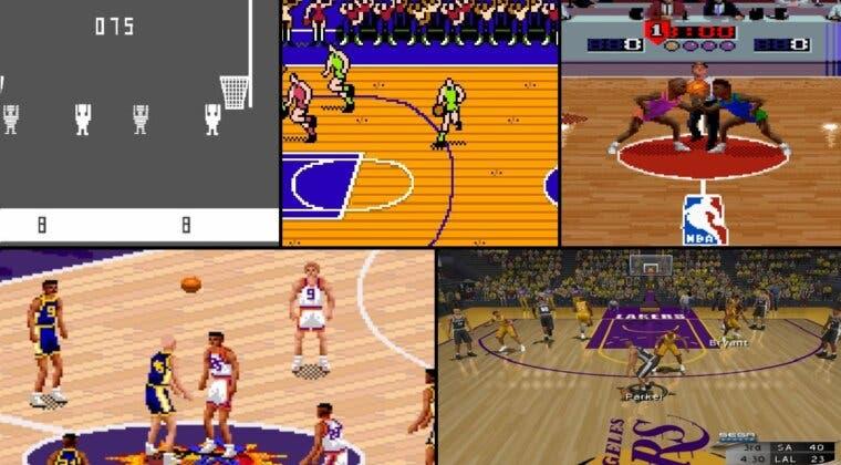 Imagen de Desde Basketball hasta NBA Live: Descubre todos los padres de NBA 2K22