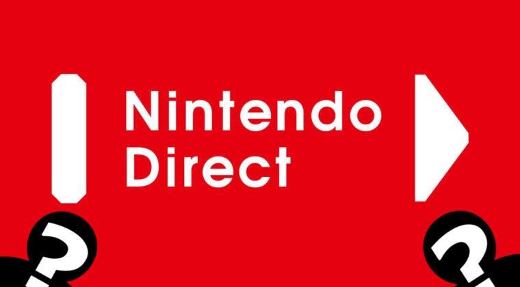 Imagen de Se filtran los posibles primeros juegos que se presentarán en el Nintendo Direct del día de hoy