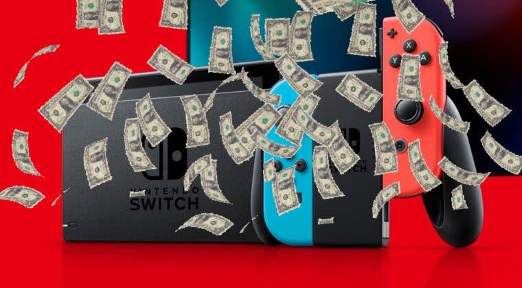 Imagen de ¡Oficial! Nintendo Switch rebaja su precio permanente y esto es lo que costará a partir de ahora