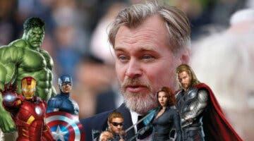 Imagen de Las palabras más duras de Christopher Nolan sobre las películas de Marvel: las acusa de ser 'un corta y pega'