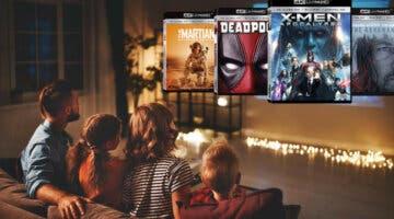 Imagen de Las 5 mejores ofertas en Blu-Ray y DVD que puedes encontrar del 6 al 12 de septiembre