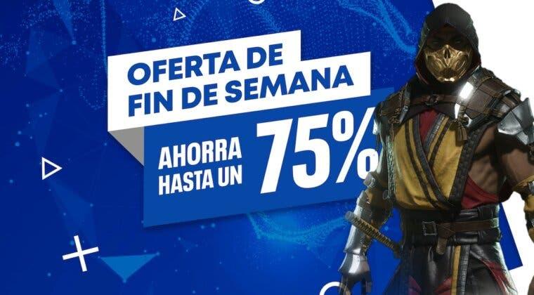 Imagen de Una semana más, llegan las Ofertas del Fin de Semana a PS Store; descubre grandes juegos a bajo precio