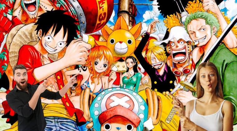 Imagen de One Piece: Así es el espectacular póster con sus 50 personajes más populares