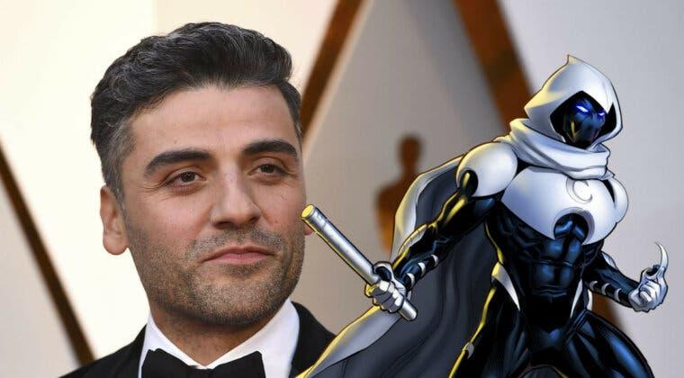 Imagen de Moon Knight es un riesgo para la carrera de Oscar Isaac, pero él está encantado