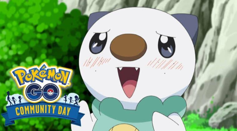 Imagen de Pokémon GO: Guía del Día de la Comunidad de Oshawott