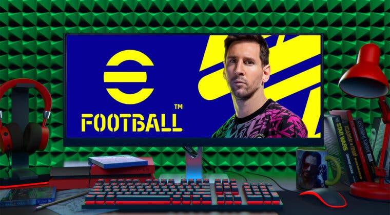 Imagen de eFootball 2022: estos son los requisitos mínimos y recomendados de PC
